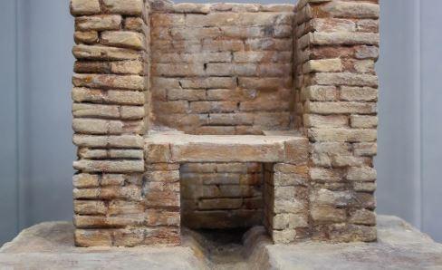 pompei árnyékszék