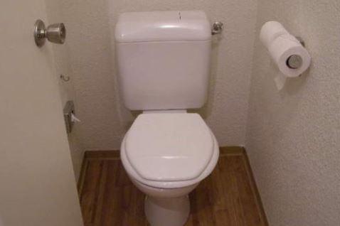 WC - water closet